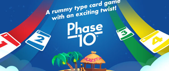Phase 10: World Tour - Play against AIs in its single-player mode or go head-to-head with other players from around the world in this classic card game, Phase 10: World Tour!