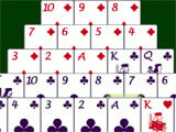 Solitaire Farm Village pyramid solitaire