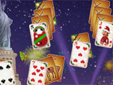 Santa's Christmas Solitaire 2 gameplay