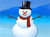 Santa's Christmas Solitaire 2 puzzle mini-game