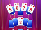 Solitaire Showtime gameplay
