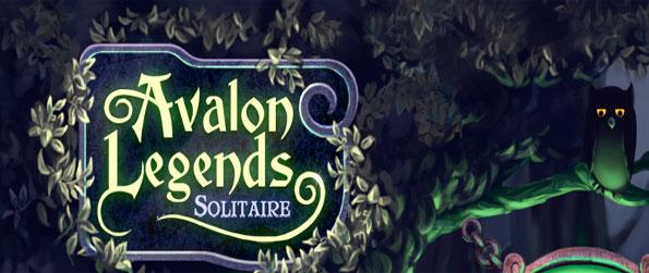 Avalon Legends Solitaire - Play a stunning pyramid solitaire game and save the world of Avalon from a growing darkness.