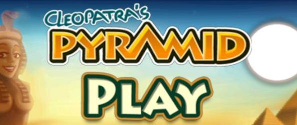 Cleo's Pyramid - Travel back in time to the land of Pharaohs!