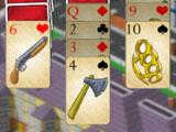 Gameplay for Crime Solitaire 2