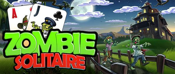 Zombie Solitaire - Stop the zombie horde in a fabulous new solitaire game.