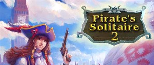 Pirate's Solitaire 2 - Enjoy adventure on the high seas in this amazing sequel.