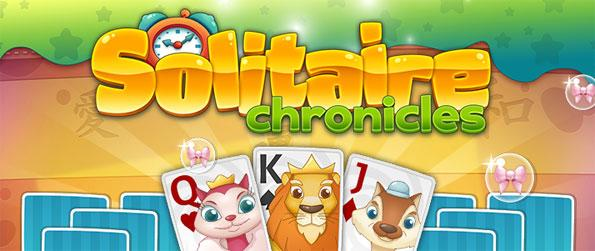 Solitaire Chronicles - Enjoy a fantastic time traveling trip with some fun solitaire action along the way.
