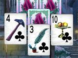 The Far Kingdoms: Winter Solitaire Early Level