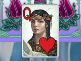 Gameplay for The Far Kingdoms: Winter Solitaire