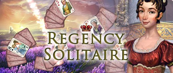 Regency Solitaire - Enjoy a beautiful solitaire game full of period touches and a wonderful story.