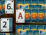 Solitaire Game: Halloween Hallloween-Motif
