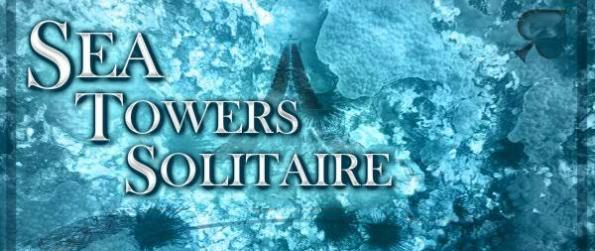 Sea Towers Solitaire - Enjoy A Nice Version Of FreeCell Solitaire
