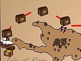 Pirate Solitaire Treasure Map