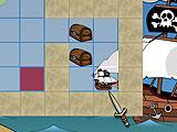 Pirate Solitaire Mini Game