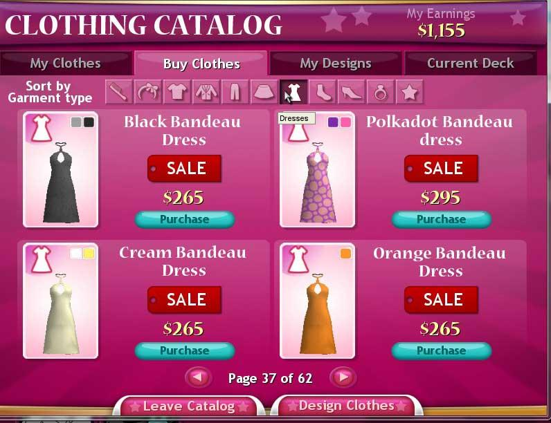 Fashion Solitaire 2 - Free Online Games and Free Card Board 46