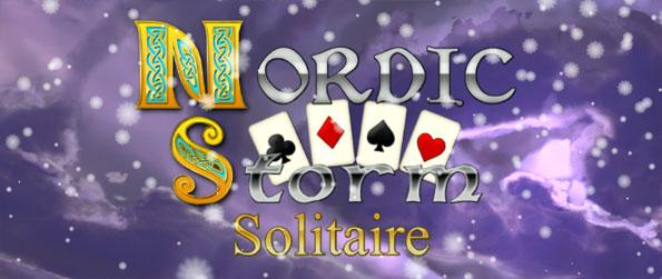 Nordic Storm Solitaire - Join the journey to find a new home for you and your companions in this epic tale.
