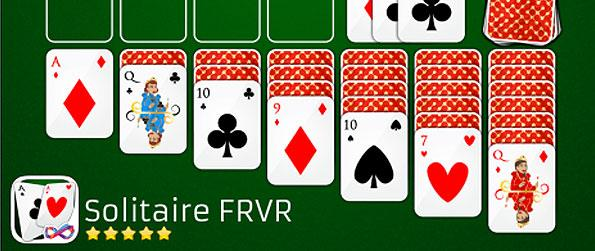 Solitaire FRVR - Enjoy a simple Solitaire game that sticks true and faithful to the original game's mechanics and gameplay.