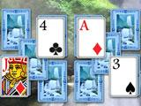 Gameplay for Waterscape Solitaire: American Falls