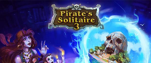 Pirate Solitaire 3 - Earn the right to obtain the pirate's treasures as you clear the solitaire levels to lead right into it in this wonderful and truly challenging casual game from BigFish Games.