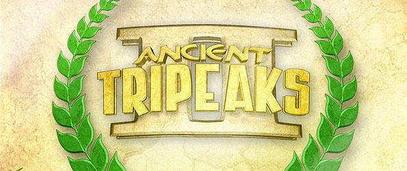 Ancient Tripeaks II - Embark on a mission to rebuild and regain the different ancient heroic statues by playing the solitaire puzzles of this wonderful card game!