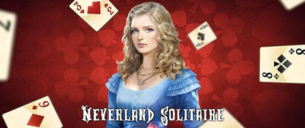 Neverland Solitaire - Experience the beauty of solitaire and a magical world on Facebook.