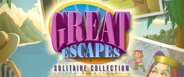 Great Escapes Solitaire - Play multiple solitaire variants in any way you want.