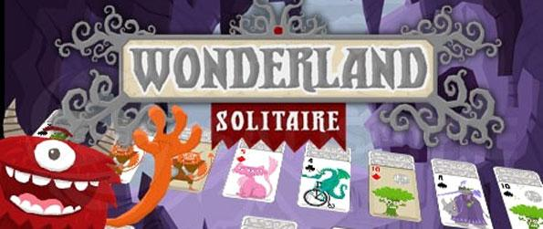 Wonderland Solitaire - Play Solitaire in a cute and fun fantasy world.