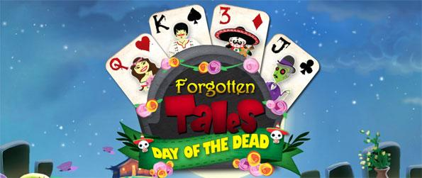 Forgotten Tales: Day of the Dead - Help Manuel on his quest to save his beloved Maria before the evil spirits do any harm to her.