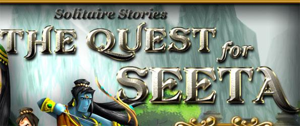Solitaire Stories: The Quest for Seeta - Join Rama and Laxaman as they journey to rescue Seeta.