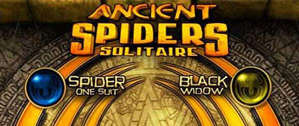 Ancient Spiders Solitaire - Experience a great collection of Spider Solitaire in Ancient Spiders Solitaire.