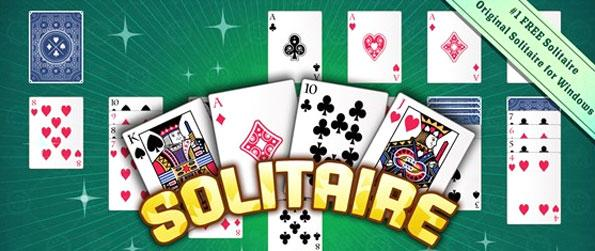 Simple Solitaire - Play this high quality solitaire game that delivers a refined traditional experience.