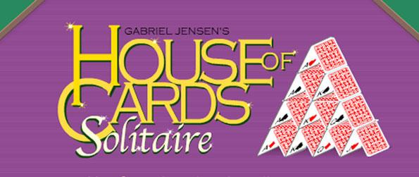 House Of Cards - Use your skills to create a house of cards in this highly addictive game.