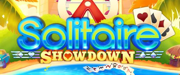Solitaire Showdown - Take on your opponents head-on or in a tournament in this exciting Solitaire game.