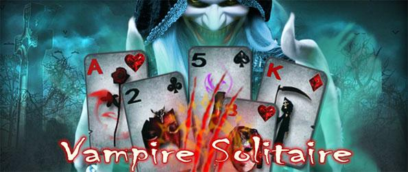 Vampire Solitaire - Play this highly addictive solitaire game that you'll be able to play on the go whenever you have some time to spare.