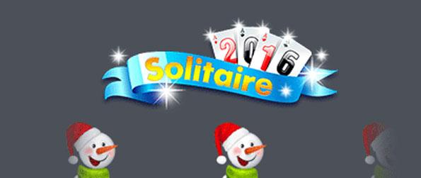 Solitaire 2016 - Take on your opponents with an air of cheeriness and Christmas in Solitaire 2016.