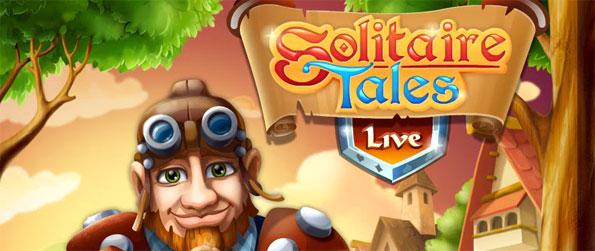 Solitaire Tales Live - Solitaire play and medieval settings come together in this great game.