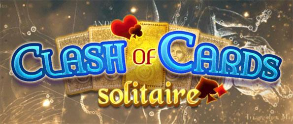 Clash of Cards: Solitaire - Test your solitaire games in this exciting game that'll give you hours upon hours of fun.