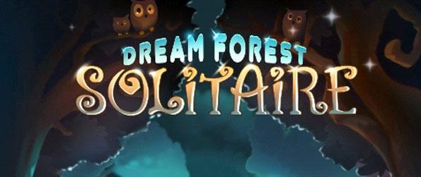 Solitaire Dream Forest Cards - Find cards lower or higher in rank by one number to the one on deck.