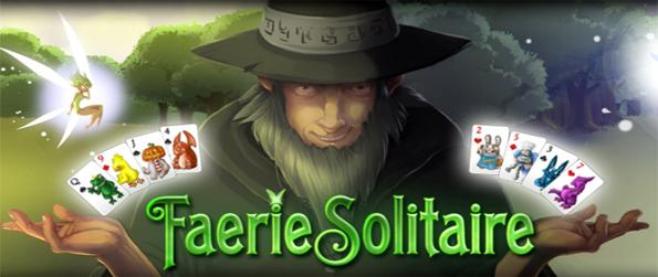 Faerie Solitaire - Play amazing solitaire games and collect pets as you progress in this magic new Solitaire game.
