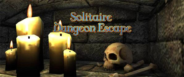Solitaire Dungeon Escape Free - Play solitaire to free the trapped princess in Solitaire Dungeon Escape Free.