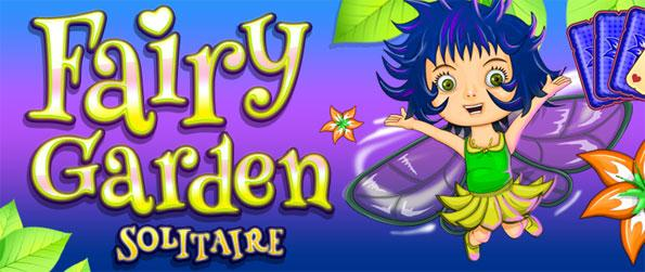 Fairy Garden Solitaire - Immerse yourself in this fun filled solitaire game that'll give you a relaxed and laidback experience.