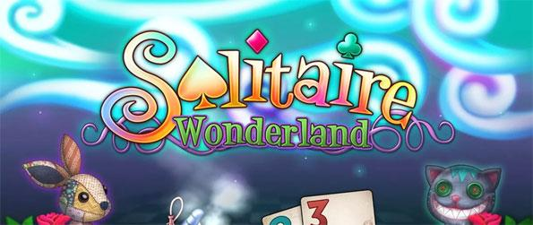 Solitaire Wonderland - Enjoy this feature filled solitaire game that will have you glued to your screen.