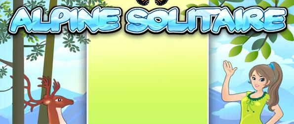 Alpine Solitaire - Enjoy this simple and straightforward solitaire game that you can play for hours upon hours.