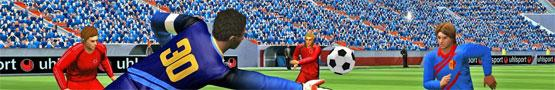 Facebook Sports Games preview image