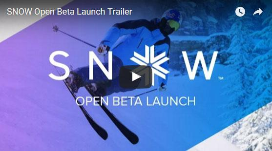 SNOW Open Beta Trailer