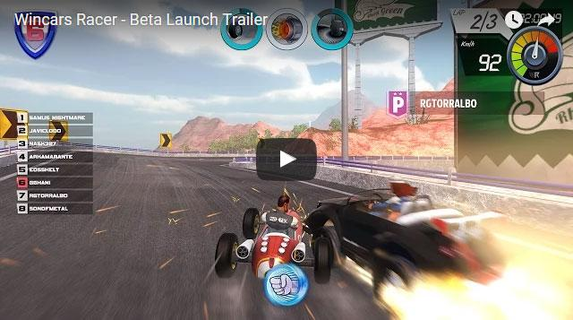 Wincars Racer Enters into Open Beta
