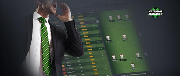 National Manager - Manage your national team and take it to the highest ranks in the world in National Manager.