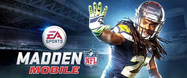 Madden NFL Football - Become the manager of your favorite NFL team in Madden NFL Mobile.