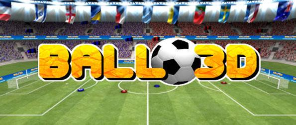 Ball 3D: Soccer Online - Enjoy this awesome soccer game that's unlike anything else you've experienced before.