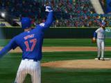 Hitting a home run in MLB Tap Sports Baseball 2017